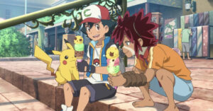 Pokémon: Secrets of the Jungle finally offers a clue about what's up with Ash's dad